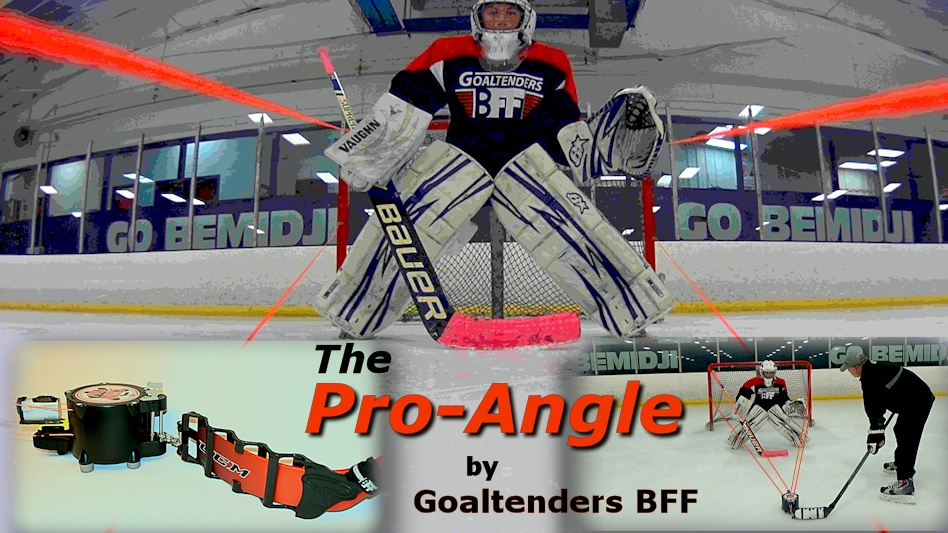 The PRO-ANGLE by Goaltenders BFF
