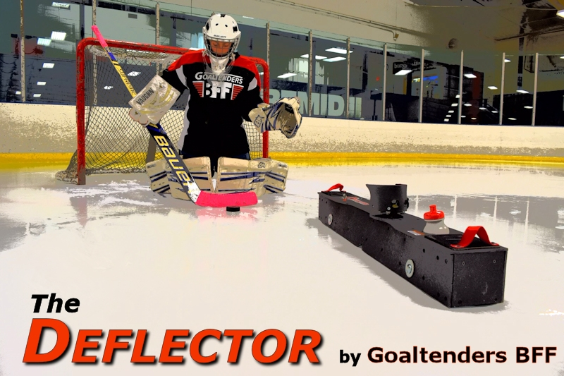 The DEFLECTOR by Goaltenders BFF